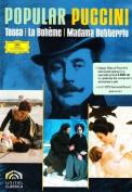 Popular Puccini - Tosca/La Boheme/Madame Butterfly [Region 2]