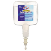 Clorox 30243 Hand Sanitizer Refill- 500-ml Bottle- Clear