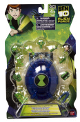 Ben 10 Alien Creation Transporter with Ben & Clear Swampfire