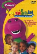Barney - Happy, Mad, Silly, Sad [Region 1]