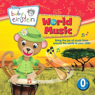 Baby Einstein: World Music