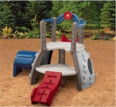 Little tikes double decker super slide by little tikes for Little tikes outdoor playset
