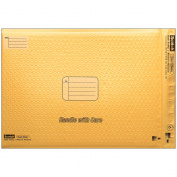 "Scotch Super Strong Moisture Resistant Cushioned Smart Mailer 12.5""x18"""