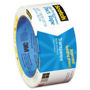 Tough Duct Tape - Transparent, 4.8cm x 20 yards, Clear