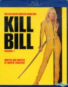 Kill Bill Vol. 1 [Regions 1,2,3,4,5,6] [Blu-ray]