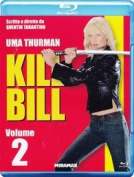 Kill Bill Vol. 2 [Regions 1,2,3,4,5,6] [Blu-ray]