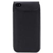 BelkiniPhone 4 Verve Leather Sleeve Blk/Blk