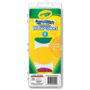 So Big Washable Watercolor Set, 4 Assorted Colors