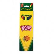 . Coloured Pencils-36/Pkg Long