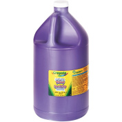 . Washable Paint, Violet, 1 gal