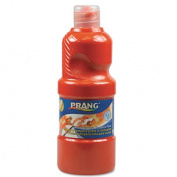 Washable Paint, Orange, 16 oz