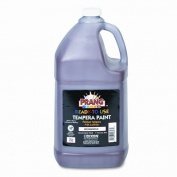 Ready-to-Use Tempera Paint, Brown, 1 gal