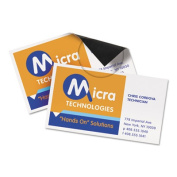 Avery Ink Jet Magnetic Business Cards, 10 Precut Cards/Sheet, 30 Cards/Pack