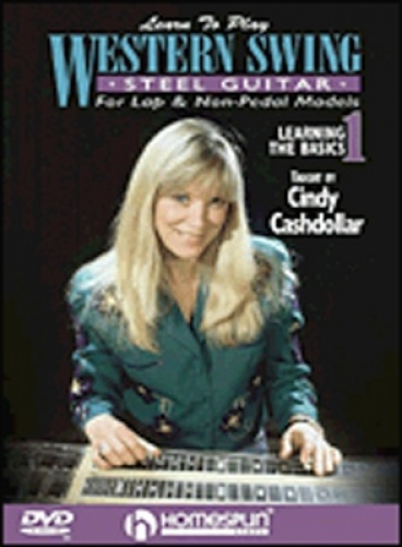 Learn to Play Western Swing Steel Guitar - Vol. 1: Learning the Basics [Region 1