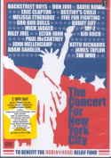 The Concert for New York City [Region 1]