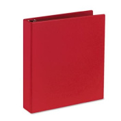 Avery Durable Binder with 3.8cm Ring, Red, 1 Binder