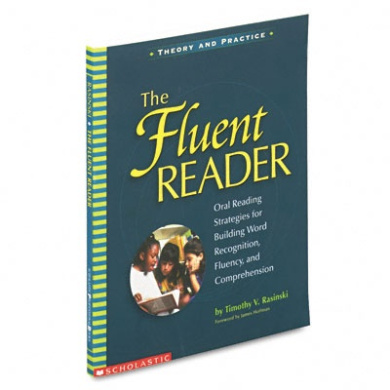 The Fluent Reader Teaching Guide, Grades 1-8, Softcover, 192 pages