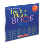 Teacher Plan Book (Updated), Grade K-6, 13 x 11, 96 pages