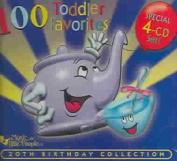 100 Toddler Favourities CD
