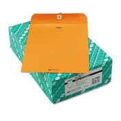 Clasp Envelope, 9 x 12, 32lb, Brown Kraft, 100/Box