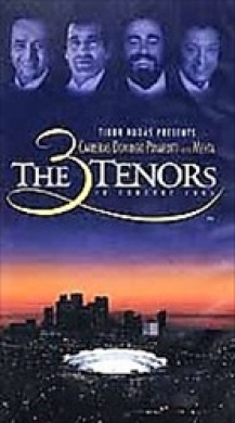 The Three Tenors in Concert 1994 [Region 1]