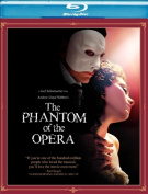 Andrew Lloyd Webber's The Phantom of the Opera [Region A] [Blu-ray]