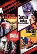 4 Film Favorites: Draculas [Region 1]