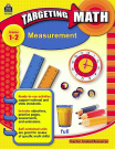 TEACHER CREATED RESOURCES TCR8988 TARGETING MATH MEASUREMENT GRADES 1-2
