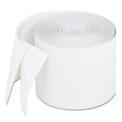 PM Company Recycled Receipt Roll, 5.7cm x 27m, White