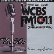 WCBS FM 101.1 25th Anniversary, Vol. 1