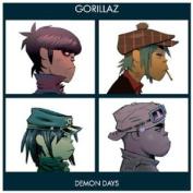 Demon Days (Euro CD)