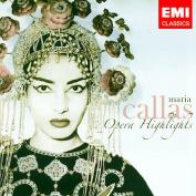 Maria Callas - Opera Highlights - Bellini, Bizet, Verdi, etc