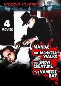 Horror Classics - Volume 20 - 4 Movies [Region 1]