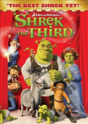Shrek the Third [Region 1]