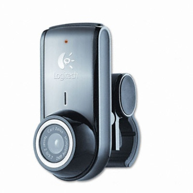 2MP Portable Webcam C905, USB Interface, 2 Megapixel, Black