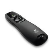 LOGITECH R400 Wireless Presenter Cordless pointer R-400 up-to 15-meter
