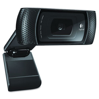 HD C910 PRO Webcam, 10MP, Black