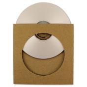 ReSleeve CD Sleeves with View Window, 25/Pack