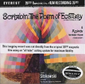 Scriabin: The Poem of Ecstasy;  Amirov