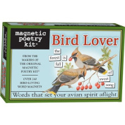 Bird Lover Magnetic Poetry Kit