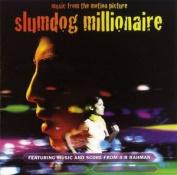 Slumdog Millionaire - Music From The Motion Picture [International Billing Block version]