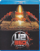 U2 360 At The Rose Bowl [Region 1] [Blu-ray]