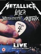 The Big 4 - Metallica, Slayer, Megadeth, Anthrax [Region 4]