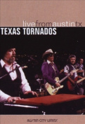Texas Tornados - Live from Austin, Texas [Region 1]