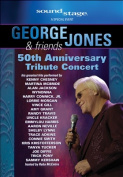 George Jones & Friends - 50th Anniversary Tribute Concert [Region 1]