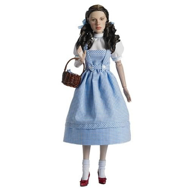 Wizard of Oz Dorothy Gale Tonner Doll