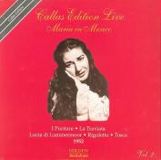 Callas Edition Live