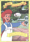 Anne of Green Gables - The Animated Series Volume 3 -  Avonlea Herald [Region 1]