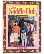 Saddle Club - Season 2 [Regions 1,4]
