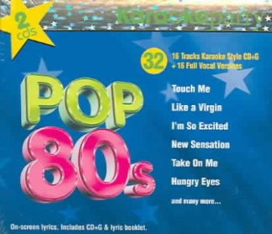 Pop 80's [Madacy 2004]